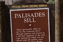 Palisades Sill Official Scenic Historic Marker, Eagle Nest, United States