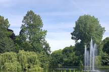 Wilhelminapark, Utrecht, The Netherlands