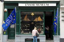 James Ensorhuis, Ostend, Belgium