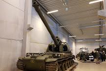 Arsenalen - Sveriges Forsvarsfordonsmuseum, Strangnas, Sweden