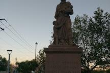 Madonna of the Trail, Albuquerque, United States