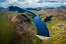 Silent Valley and Ben Crom Reservoirs, Newcastle, United Kingdom