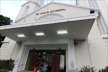St. John's Cathedral, Kuala Lumpur, Malaysia