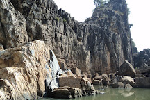 Marble Rocks at Bhedaghat, Jabalpur, India