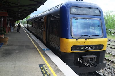 Moss Vale Station