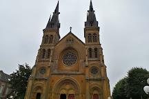 Eglise Saint-Remi, Charleville-Mezieres, France