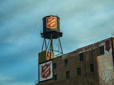 Salvation Army chicago USA