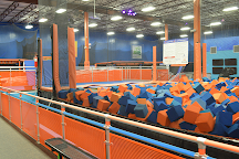 Sky Zone Trampoline Park Raleigh, Raleigh, United States