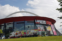 Lanxess Arena, Cologne, Germany