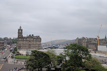 Sir Walter Scott Statue, Glasgow, United Kingdom