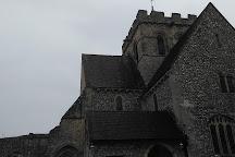 Boxgrove Priory, Chichester, United Kingdom