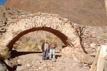 Puente Picheuta, Uspallata, Argentina