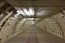 Clapham South Subterranean Shelter Tour, London, United Kingdom