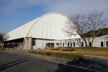 Toyota City Takaoka Park Gymnastic Hall, Toyota, Japan