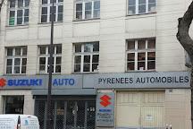 20th Arrondissement, Paris, France