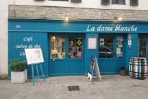 La Dame Blanche, Port-Louis, France