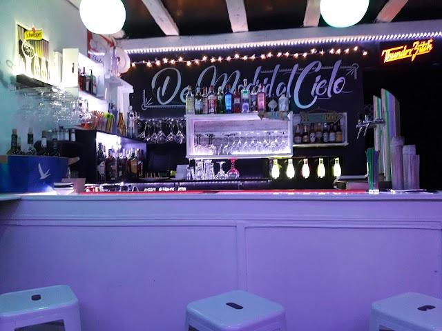 Patio Premium Bar