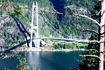 Hardanger Bridge, Ulvik, Norway
