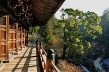Engyo-ji Temple Okunoin, Himeji, Japan
