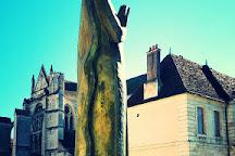 Abbey of Saint-Germain d'Auxerre, Auxerre, France