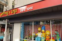 Jeffrey's Toys, San Francisco, United States