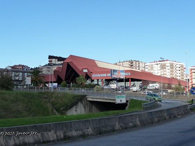 Estación de Autobuses de Vigo