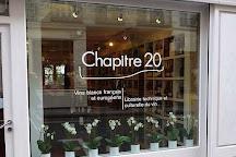 Chapitre 20, Paris, France