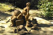 Bosc de Can Ginebreda-Museu d'escultures eròtiques, Porqueres, Spain