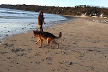 Beach of Genets, Genets, France
