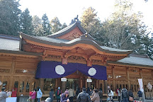 Hotaka Shrine, Azumino, Japan