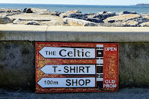 The Celtic T Shirt Shop, Lahinch, Ireland