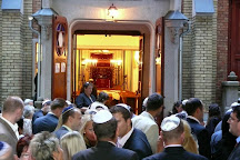 Leo Frankel Synagogue, Budapest, Hungary