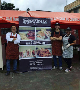MASHAS Food Delivery 1