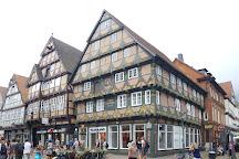 Glockenspiel, Celle, Germany