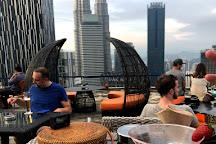 Heli Lounge Bar, Kuala Lumpur, Malaysia