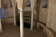 Basilica di San Vincenzo in Galliano, Cantu, Italy