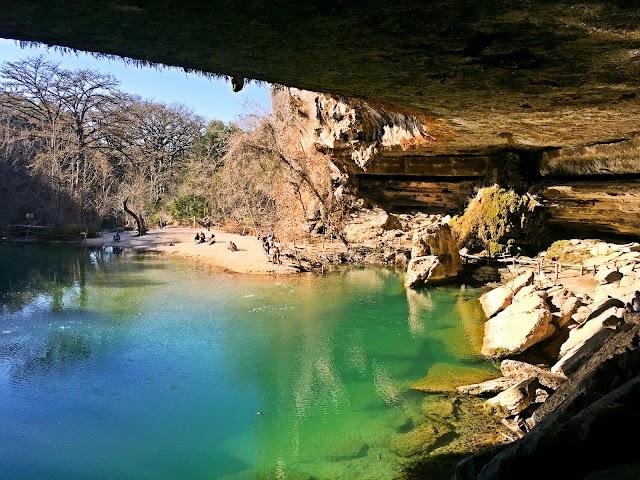 Hamilton Pool Nature Trail