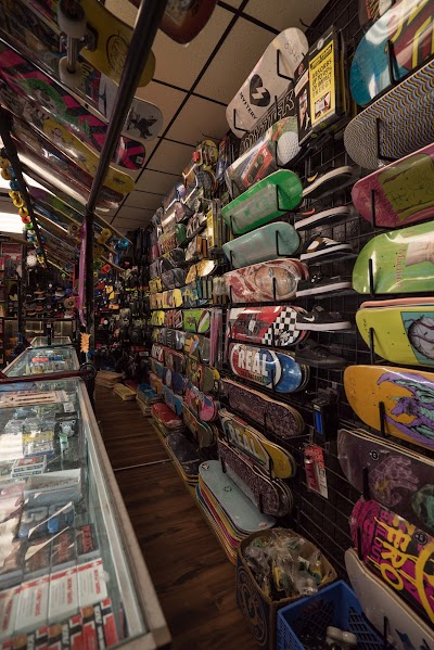 Orbit Skates - East Bay Area - Skateboard Shop