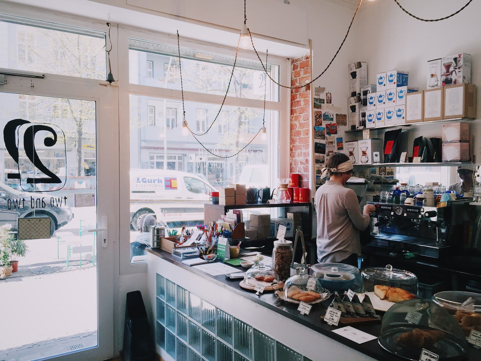 Two and Two: A Work-Friendly Place in Berlin