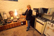Flame!  The Gasworks Museum of Ireland, Carrickfergus, United Kingdom