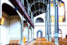 Eglise Notre Dame du Travail, Paris, France