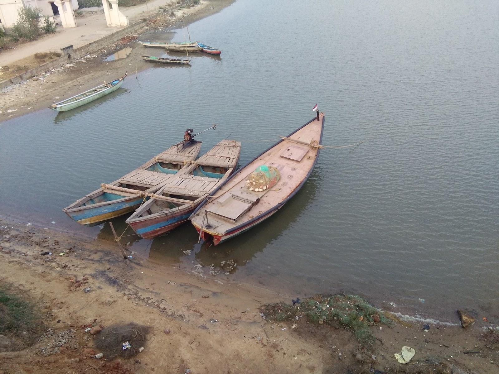 Pati Sonapur boats