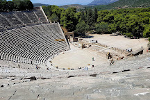 Epidaurus Theater, Epidavros, Greece