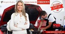 Ivinson Autos – Mot and Garage York york