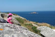Playa San Xurxo, Ferrol, Spain