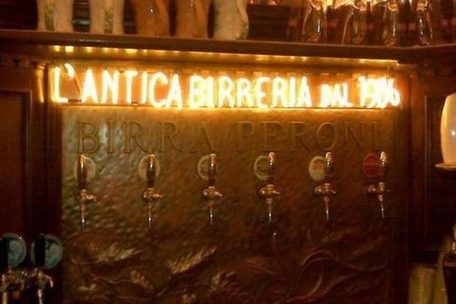 L'Antica Birreria, Rome, Italy