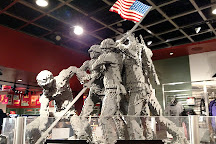 National Museum of the Marine Corps, Triangle, United States