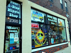 Groovy Goods Daydreams - Tobacco Pipes & Hippie Clothing