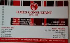 Times Consultant (Pvt.) Ltd. / SIEC karachi