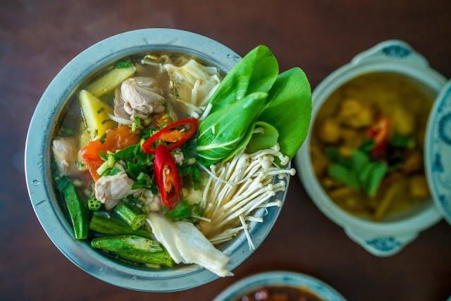 Kimmade Vietnamese Food Village